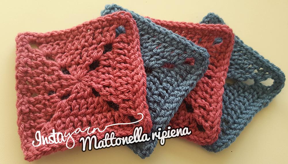 La Mattonella Ripiena – Uncinetto